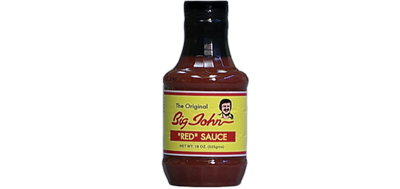 Our Bottled Red Sauce